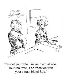 The Virtual Lifestyle   Giuntacartoons's Blog