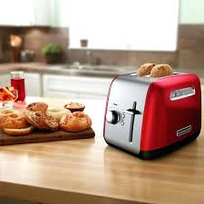 kitchenaid empire red empire red 2 slice toaster with manual lift kitchenaid empire red or candy apple