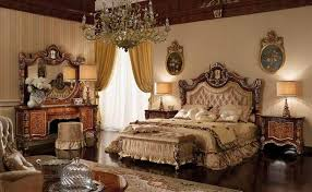 Decorating with Luxury Bedroom Furniture