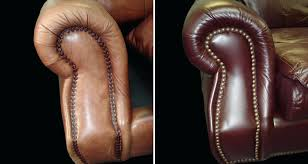 brown leather sofa dye centerfieldbar com