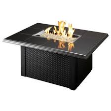 fresh wicker fire pit table outdoor great room napa valley black with wicker fire pit b15