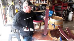 used wine barrel furniture. How To Build Used Oak Wine Barrel Table Furniture R