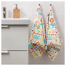 ikea lÖnnern hand towel a terry towel that is soft and absorbent weight 390 g