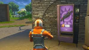 How To Get A Vending Machine Location Adorable Fortnite Where Are Vending Machines Map Locations In Battle Royale