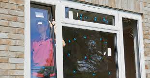 an expert of energy shield windows and doors installing window expect during your window installation