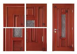louvered interior slab doors 3 panel and louvered interior slab doors inserts glass for bathroom home