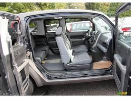 Gray Interior 2003 Honda Element EX AWD Photo #71571151   GTCarLot.com