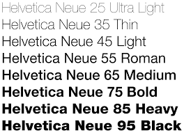 Helvetica New Light Typography Rules And Terms Every Designer Must Know
