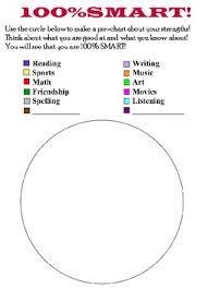 Self Esteem Chart Smart Chart Self Esteem Builder