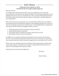 Cover Letter Sample For Accountant Assistant Professional Cover