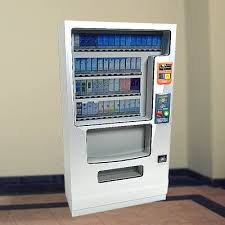 Cigarette Vending Machine For Sale Awesome 48D Model Tobacco Vending Machine 4848 [buy Download]