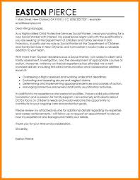 11 Social Work Cover Letters Samples Paige Sivierart