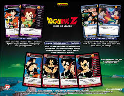 dragon ball z trading card game heroes and villains booster box panini