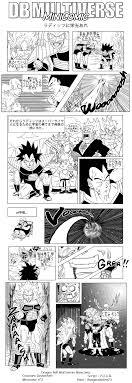 ミニコミック ページ 49 Dragon Ball Multiverse