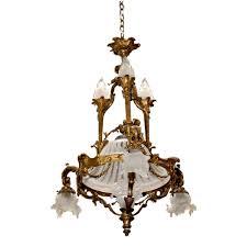 art deco style chandeliers nouveau chandelier for canvas lighting