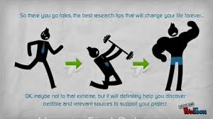 Research Paper Source How To Find Relevant Credible Productive Sources Youtube