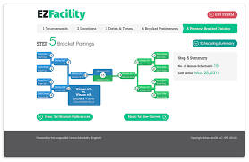 Sports Facility Management Software Scheduling Ezfacility