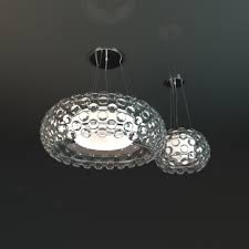 crystal ball chandelier by maishang
