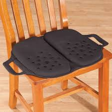 compact gel seat cushion chair easy comforts intended for cushions chairs decorations 9
