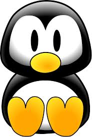 animated christmas penguins. Fine Penguins Baby Penguin Clipart At GetDrawingscom  Free For Personal Use  With Animated Christmas Penguins P