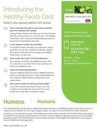 Available humana medicare advantage plans. Healthy Foods Card This Katie Miracle Insurance Guru Facebook