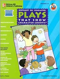spotlight on character plays that show character counts grades 2 3 paperback november 2002