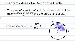 10 7 areas of circles and sectors form g answers 10 7 geometry area of circles and sectors mov youtube