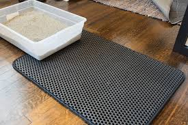 the best cat litter mat reviews by wirecutter a new york times company