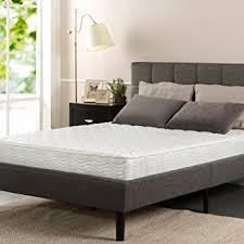 Zinus Sleep Master Pocketed Spring 8 Inch Classic Mattress Twin