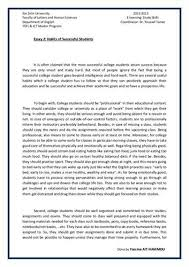 successful student essay successful student essay qualities  successful student essay qualities related tips for a successful student application essay