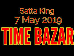 Tata Time Bazar Satta Tata Time Bazar Panel Chart Panna