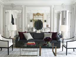 Paris Living Room Decor Parisian Chic Apartment Bgdb Interior Design Breeze Giannasio