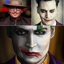 جوني ديب لدور الجوكر في ثلاثية باتمان الجديدة - سينما نيوز