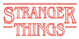 Stranger Things Logo PNG by BeAware8 on DeviantArt