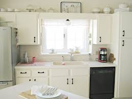decorating vintage kitchen cabinets home design blog