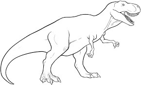 Small Picture T Rex Coloring Page Coloring Book