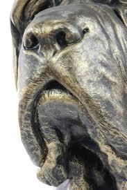 english mastiff urn for dog ashes big
