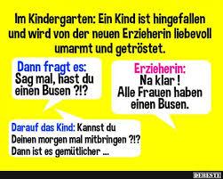 Im Kindergarten Ein Kind Ist Hingefallen Lustige Bilder