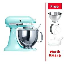 ice blue kitchenaid mixer stand mixer artisan 4 8 l ice blue kitchenaid artisan ice blue