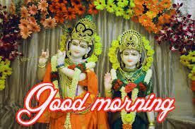 Radha Krishna Good Morning Images ...