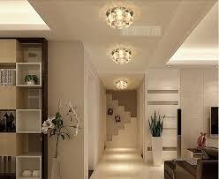 home spotlights lighting. aliexpresscom buy 3w bedroom led crystal ceiling lamps for home modern living room spotlights aisle lights chandelier lighting abajur lampshade from i