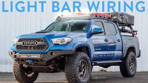 2016 Tacoma Roof Light Bar Tacoma Light Bar Wiring Tutorial
