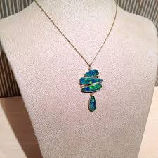 one of a kind necklace hancrafted by kothari designs in matte finished