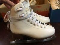 Graf Bolero Size Chart Girls Ice Skates Gumtree