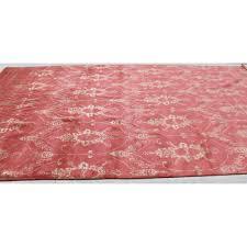 r2082 huge size custom made wool silk tibetan area rug 10 x 18 handmade in nepal