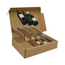 customized corrugated wine gift bo china customized corrugated wine gift bo