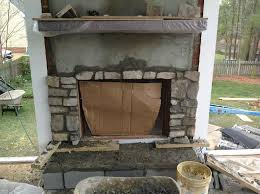 build diy chimney rock fire