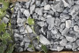 ice blue 15 25mm decorative stone