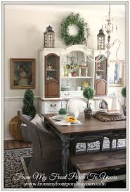 French Farmhouse Dining Table French Farmhouse Dining Room Reveal French Farmhouse Front