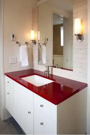 seeing red in red quartz countertops fresh granite kitchen countertops